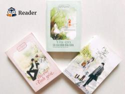 Những cuốn tiểu thuyết ngôn tình hay nhất của Cố Mạn