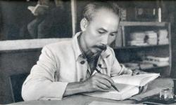 Tiểu sử cuộc đời và sự nghiệp sáng tác của chủ tịch Hồ Chí Minh