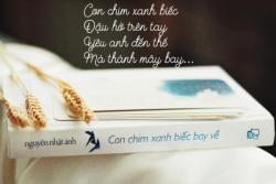 Review sách Con chim xanh biếc bay về - Nguyễn Nhật Ánh