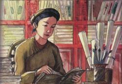 Cuộc đời và sự nghiệp sáng tác của Bà Huyện Thanh Quan