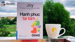 Review sách Hạnh phúc tại tâm - Osho
