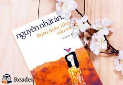Review sách Thiên thần nhỏ của tôi - Nguyễn Nhật Ánh