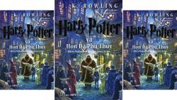 Review Harry Potter và hòn đá phù thuỷ J. K. Rowling