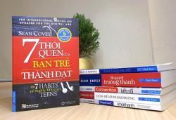 7 thói quen nên rèn luyện từ sách 7 thói quen của bạn trẻ thành đạt