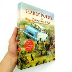 Review Harry Potter và phòng chứa bí mật J. K. Rowling