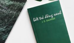 Review sách Bắt trẻ đồng xanh - J.D.Salinger