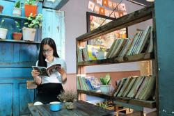 9 quán cafe sách đẹp và yên tĩnh tại Hà Nội dành cho mọt sách