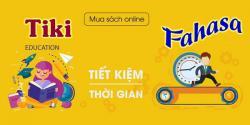 Mua sách online ở đâu? Chọn Tiki hay Fahasa?