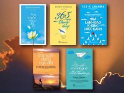 Những cuốn sách hay nhất của Robin Sharma nên đọc