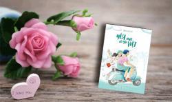"""Review sách """"Yêu một cô gái Việt"""" tác giả Travelling Kat"""