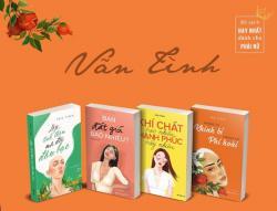 Những cuốn sách hay nhất của Vãn Tình mọi cô gái đều nên đọc