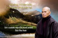 Những trích dẫn hay trong sách của Thiền sư Thích Nhất Hạnh